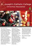 SJCC Christmas Newsletter Scaled